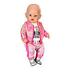 Набор одежды для куклы Baby Born - Трендовый розовый 828335, фото 3