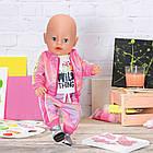 Набор одежды для куклы Baby Born - Трендовый розовый 828335, фото 5