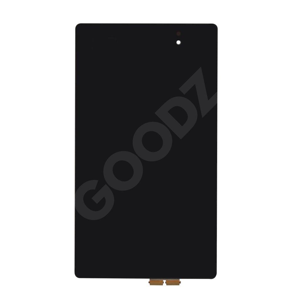 Дисплей Asus Google Nexus 7 (ME571K/ME572) ревизия 2 (2013) с тачскрином в сборе, цвет черный