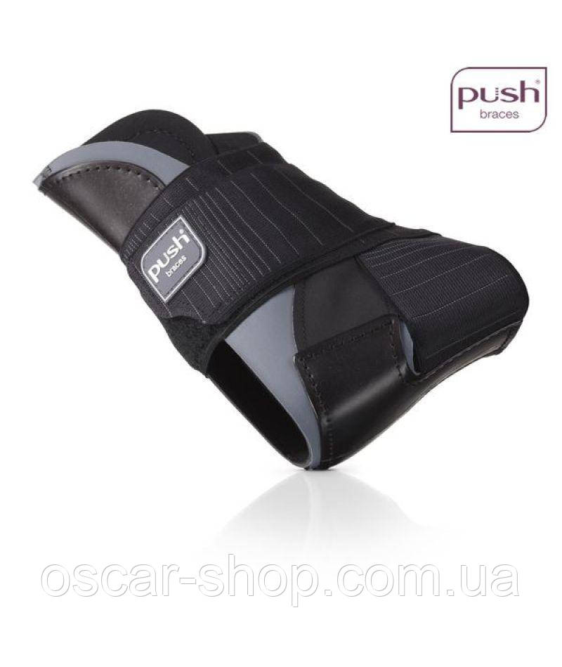 Ортез голеностопный жесткий 3.20.1 Push ortho Ankle Brace Aequi/ левая