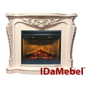 Каминокомплект IDaMebel Dallas White Symphony DF2608, фото 2