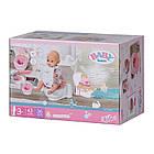 Интерактивный унитазик для куклы со звуком для куклы Born Zapf 828373, фото 8