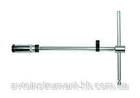 """Ключ свечной Т-образный с шарниром 16 мм  3/8"""" Force 807330016B F"""