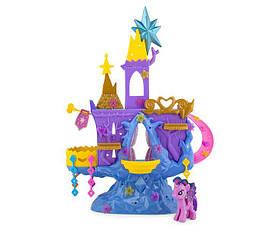 Детский замок My Little Pony | Набор замок, пони, аксессуары