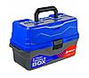 Ящик трёхполочный для рыбацких снастей - Nisus Tackle Box