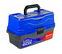Ящик трёхполочный для рыбацких снастей - Nisus Tackle Box, фото 1
