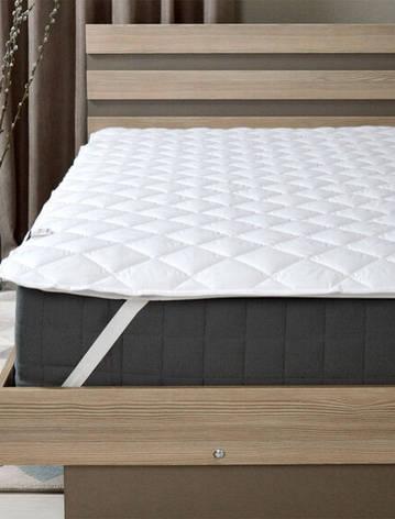 Наматрасник Comfort с резинками по углам от торговой марки «Идея», фото 2
