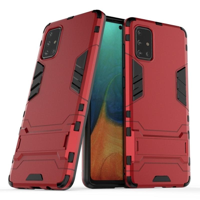 Xiaomi Redmi Note 8 Pro Чохол-накладка MiaMI Armor Case Red
