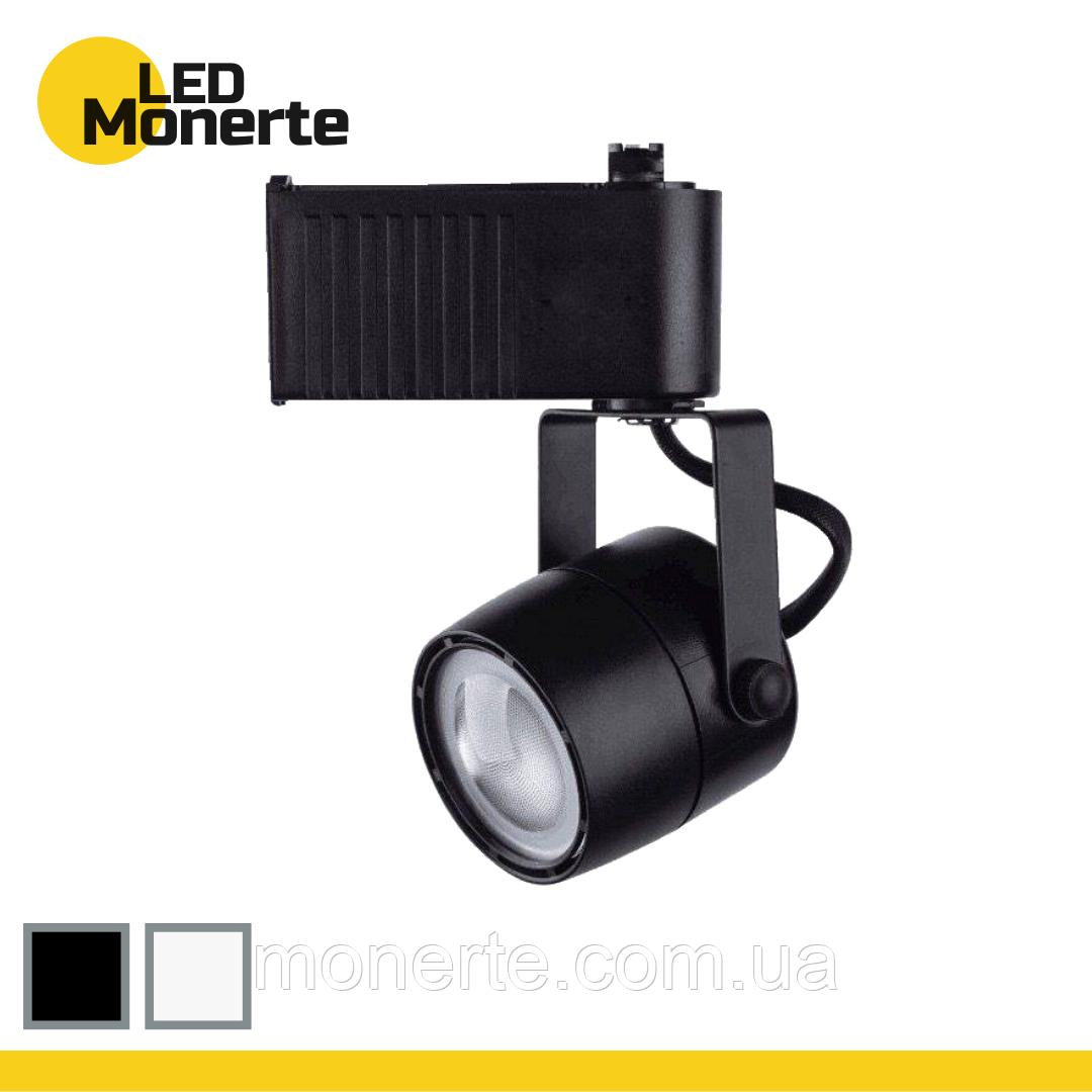 Трековый светильник LED 40W 220-240V 4000K черный