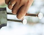 Набор колышков для клипсования, 70 см., с чехлом и нитью отмеренния в комплекте, фото 4
