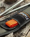 Набор колышков для клипсования, 70 см., с чехлом и нитью отмеренния в комплекте, фото 6