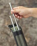 Набор колышков для клипсования, 70 см., с чехлом и нитью отмеренния в комплекте, фото 5