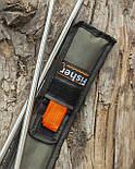 Набор колышков для клипсования, 70 см., с чехлом и нитью отмеренния в комплекте, фото 7