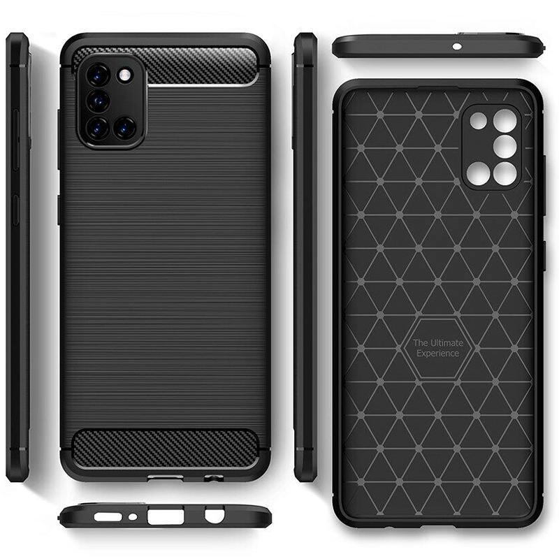 Samsung A10 2019 A105F Чохол-накладка MiaMI Brushed Black