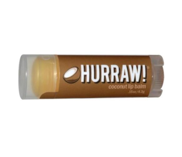 Hurraw! Бальзам для губ -   Coconut