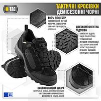 Кроссовки тактические демисезонные черные, фото 2