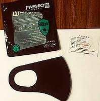 Маска многоразовая Питта многоразова Пітта Pitta Mask в индивидуальной упаковке