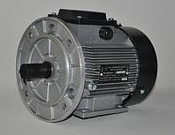Электродвигатель трехфазный АИР 71 В4 (0,75кВт/1500об/мин) 380В, 220/380В лапа/фланец