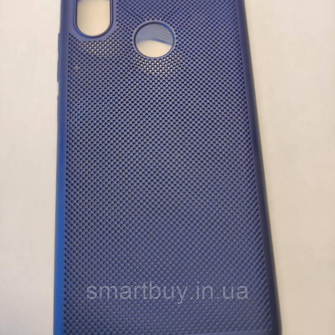 Бампер Xiaomi Redmi Note 7 Blue