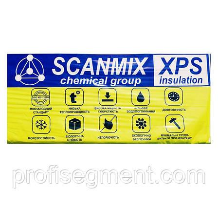 Плита пінополістирольна SCANMIX 0.55*1.2*40мм, фото 2