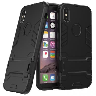 Xiaomi Redmi Note 9s/Note 9 Pro Чохол-накладка MiaMI Armor Case Black