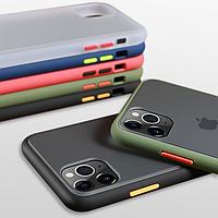 Накладка Gingle Matte Case для iPhone 12 / 12 Pro