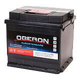 Аккумулятор автомобильный Oberon 6СТ-50 Aз Eurostandard, фото 4
