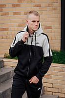 Теплый мужской спортивный костюм ФЛИС ЗИМА