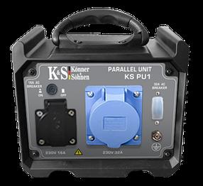 Блок для паралельного підключення генераторів Konner&Sohnen KS PU1