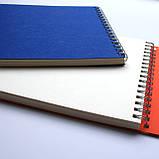 Блокнот мини А5 с цветной обложкой., фото 2
