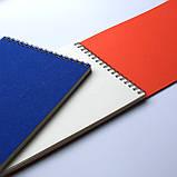 Блокнот мини А5 с цветной обложкой., фото 4