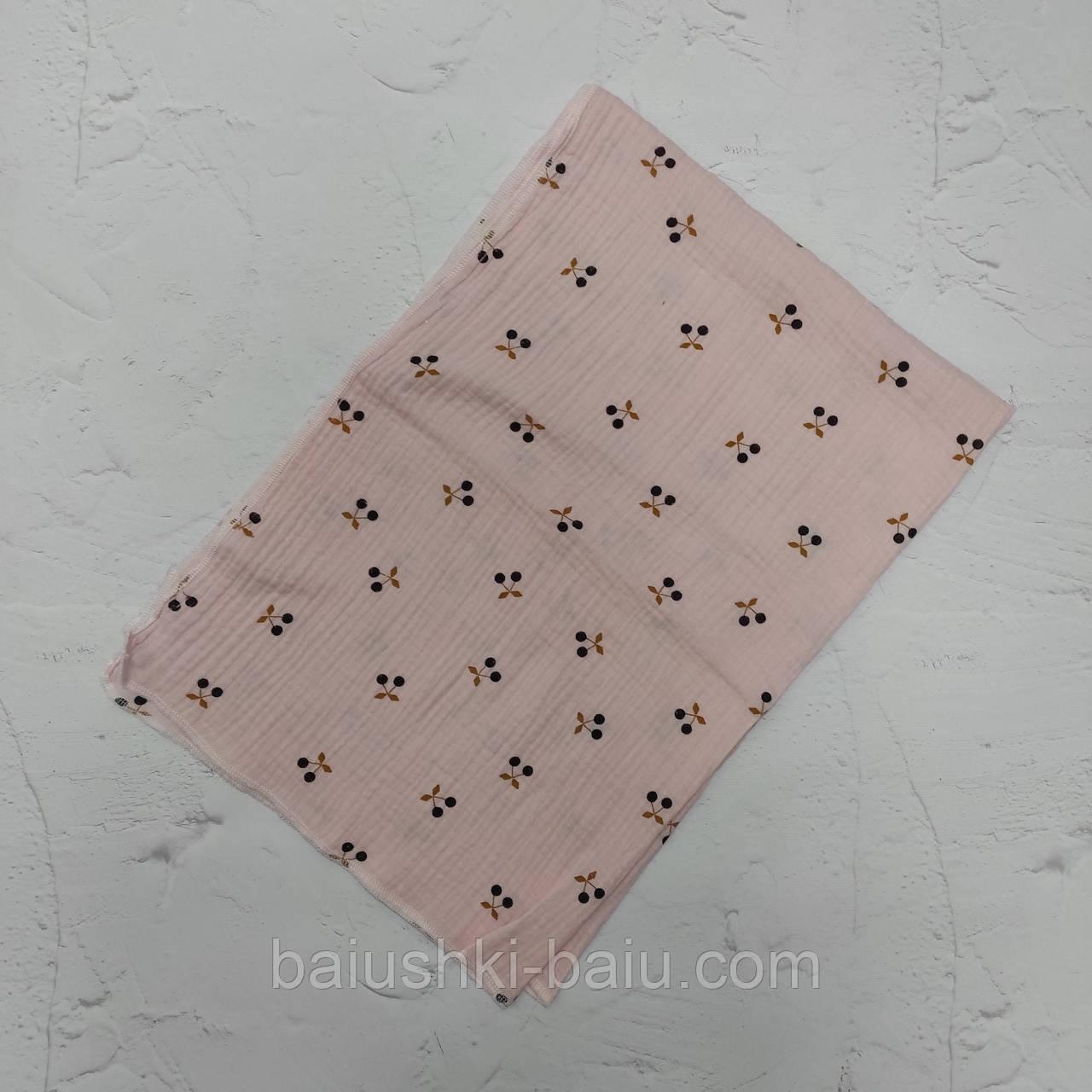 Детская пеленка для новорожденного, муслин