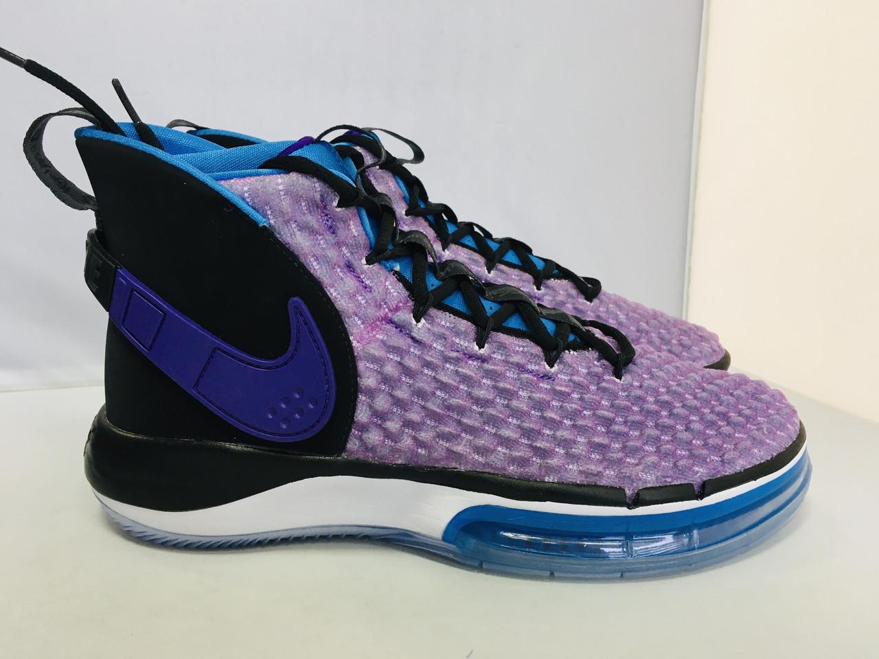 Кроссовки Nike Alphadunk , 42.5 размер