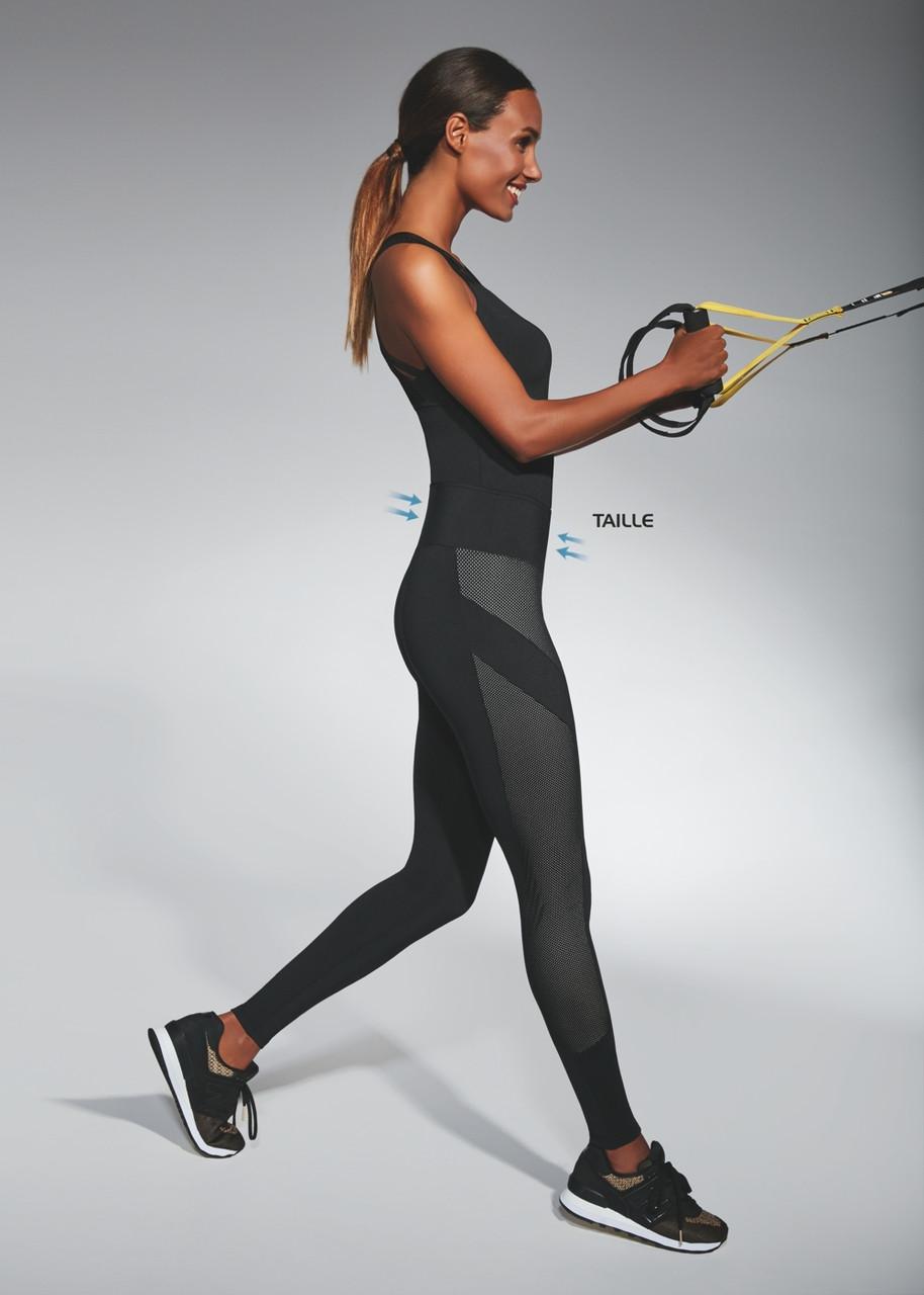 Спортивные женские легинсы BasBlack Misty S