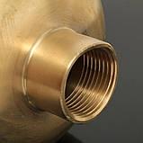 Насадка  для фонтана Фейерверк 17 струй 1 дюйм, фото 5