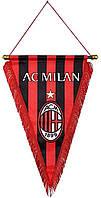 Вымпел треугольный AC Milan FC