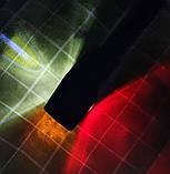 Рожок прицепа LED габаритный фонарь прицепа УНИВЕРСАЛЬНЫЙ диодный габарит рожок на прицеп трёхцветный, фото 4