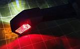 Рожок прицепа LED габаритный фонарь прицепа УНИВЕРСАЛЬНЫЙ диодный габарит рожок на прицеп трёхцветный, фото 5