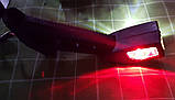 Рожок прицепа LED габаритный фонарь прицепа УНИВЕРСАЛЬНЫЙ диодный габарит рожок на прицеп трёхцветный, фото 3