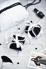 Набор атласная маска на глаза и наручники для сексуальных игр., фото 3