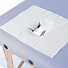 Салфетки для массажного стола, размер 40х35 см, 50 шт. в пачке, Polix, фото 2
