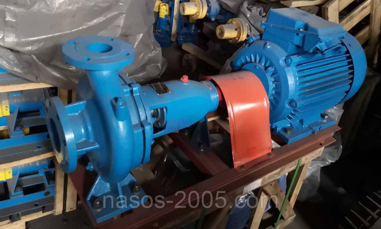 Консольный насос К80-65-160 центробежный для воды