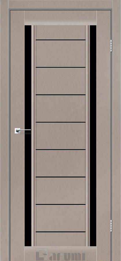 Двери Darumi MADRID Серый краст BLK