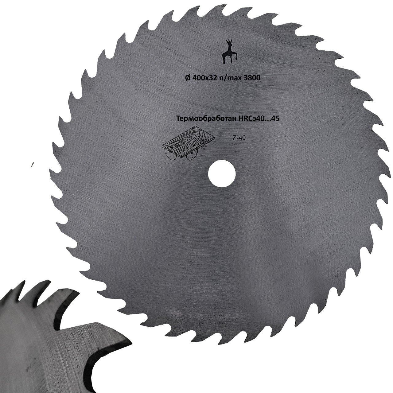 D700 d50 z56 Гартована дискова пила без напайки