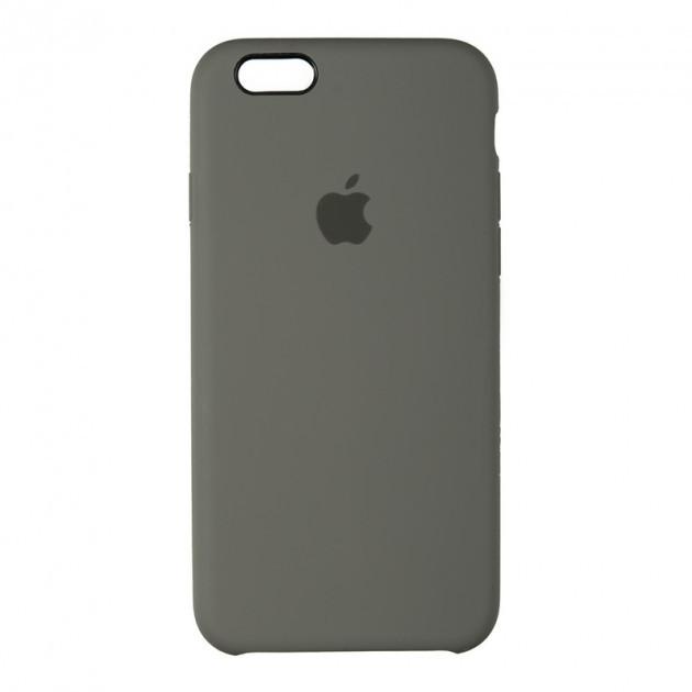 Apple iPhone XR Чохол-накладка Original Soft Case Gray