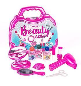 Детский игровой набор Beauty Case