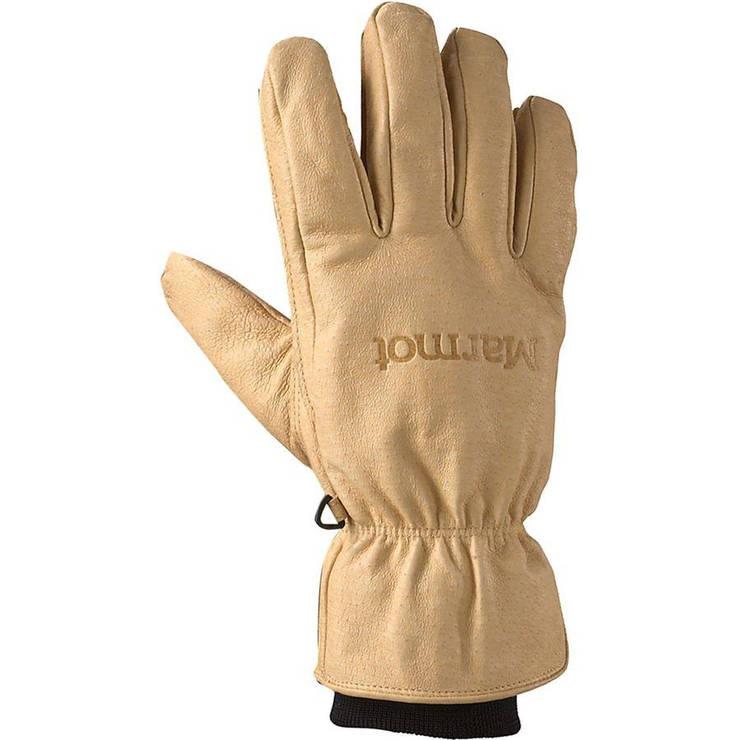 Рукавиці чоловічі Marmot Basic Ski Glove L Tan, фото 2
