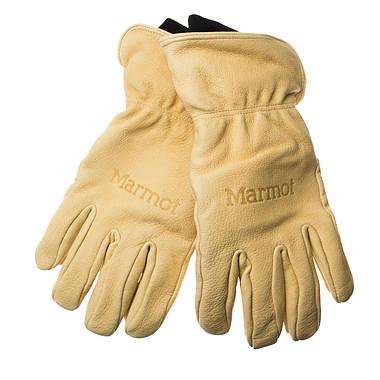 Рукавиці чоловічі Marmot Basic Ski Glove L Tan, фото 3