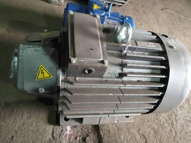 Крановый Электродвигатель MTF(Н) 411-8, 15кВт/715об.мин.