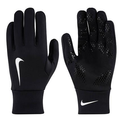 Перчатки футбольные Nike Hyperwarm Field Players Glove GS0321-013 Черный, фото 2